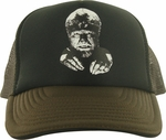 Wolfman Trucker Hat