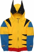 Wolverine Classic Costume Youth Hoodie