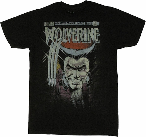 Wolverine First Cover T Shirt Sheer