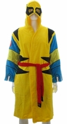 Wolverine Hooded Terrycloth Robe