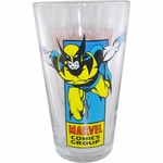 Wolverine Silver Age Glass