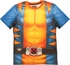 Wolverine Sublimated Costume T Shirt Sheer