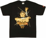 Wonder Woman Deflect T-Shirt