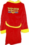 Wonder Woman Fleece Junior Robe
