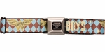 Wonder Woman I Chase Boys Seatbelt Belt