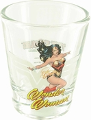 Wonder Woman Mini Toon Tumbler Shot Glass