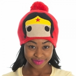 Wonder Woman POP Heroes Beanie