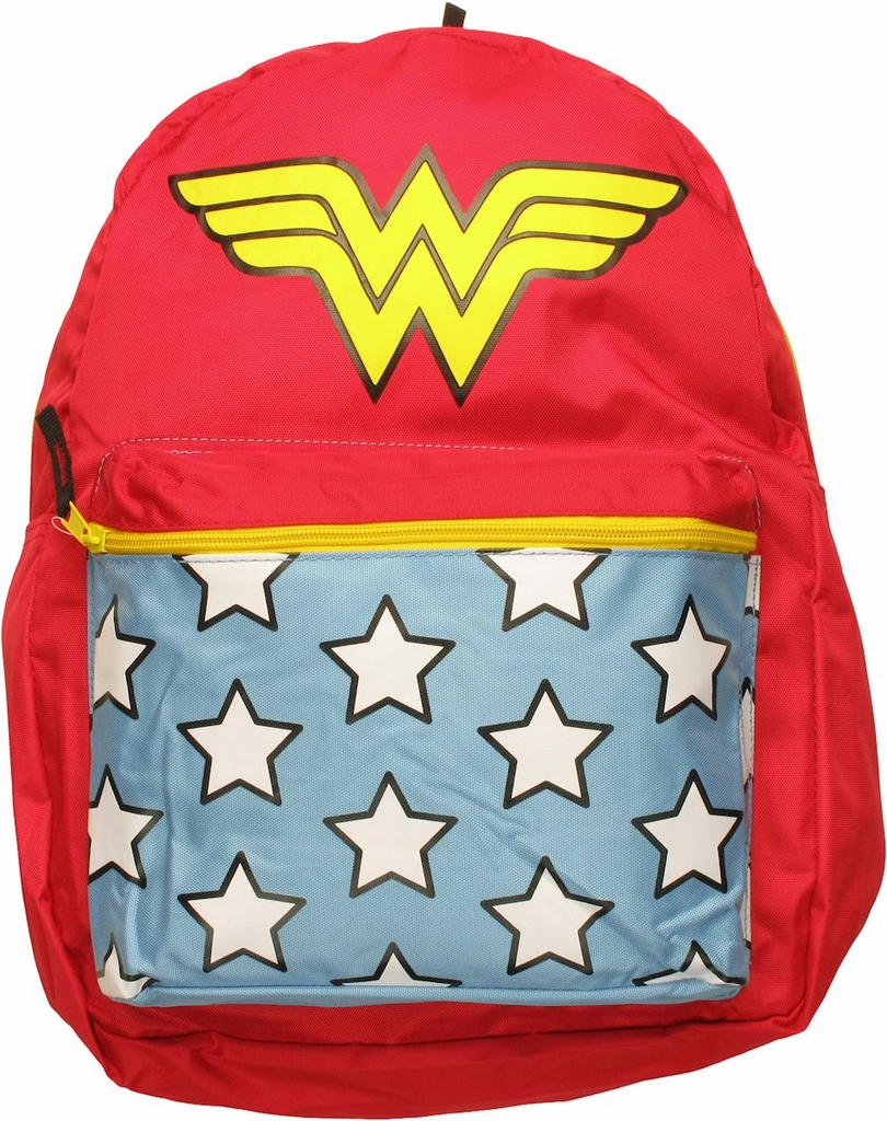 Wonder Woman Suit Backpack