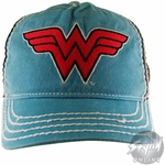 Wonder Woman Symbol Youth Hat