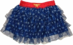 Wonder Woman Tiered Tutu Skirt