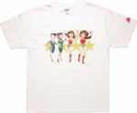 Wonder Woman Transform T Shirt