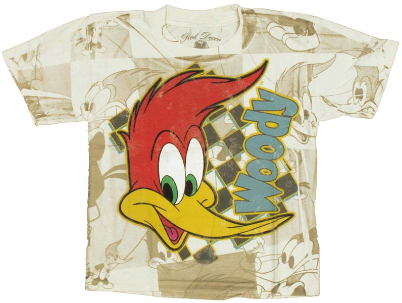 Woody the woodpecker face - photo#19