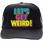 Workaholics Get Weird Trucker Hat