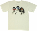 Workaholics Masks T Shirt