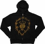 World of Warcraft Alliance Logo Hoodie