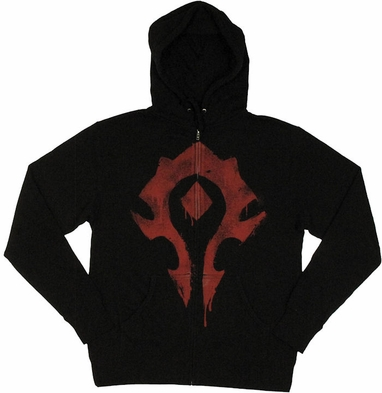 World of Warcraft Horde Hoodie