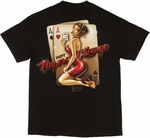 World Poker Tour Players T Shirt