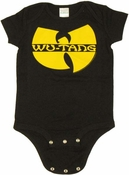 Wu Tang Clan Logo Snap Suit