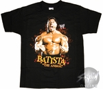 WWE Batista Animal Youth T-Shirt