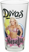 WWE Divas Natalya Pint Glass