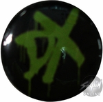 WWE DX Button