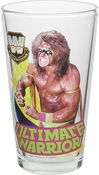 WWE Legends Ultimate Warrior Pint Glass