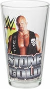 WWE Stone Cold Steve Austin Pint Glass