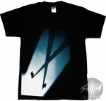 X Files Movie Poster T-Shirt