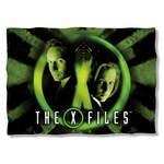 X Files Trust No One Pillow Case