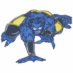X-Men Beast Patch