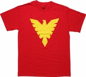 X Men Dark Phoenix Logo T Shirt