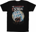 X Men Days of Future Past T-Shirt Sheer