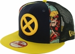X Men Dye Slice Mesh 9FIFTY Hat