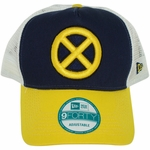 X Men Logo Mesh Hat