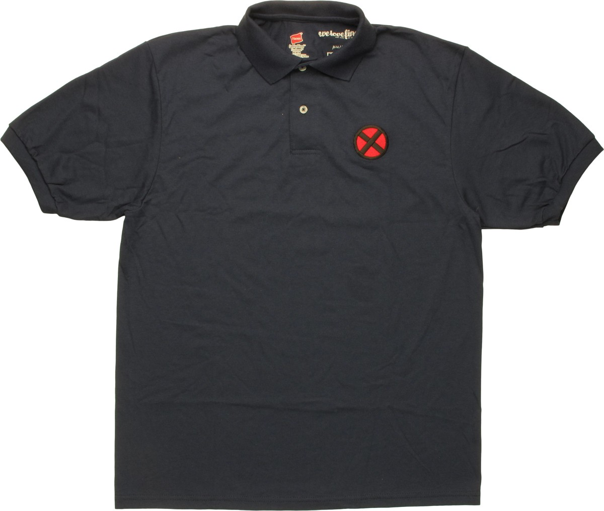 X Men Logo Navy Blue P...