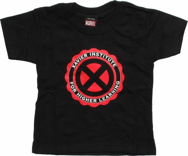 X Men Logo Toddler T-Shirt