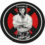 X Men Wolverine Arms Crossed Patch