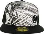 X Men Wolverine Comic Hat