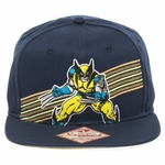 X Men Wolverine Lines Hat