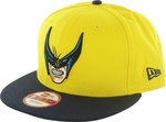 X Men Wolverine Mutant Head 9FIFTY Hat
