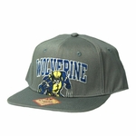 X Men Wolverine Name Gray Hat
