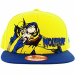 X Men Wolverine Portrait Hat