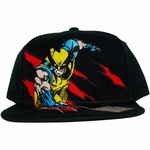 X Men Wolverine Slashing Hat