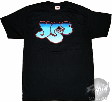 Yes Logo T-Shirt