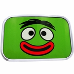 Yo Gabba Gabba Brobee Face Belt Buckle