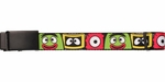 Yo Gabba Gabba Character Faces Mesh Belt