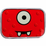 Yo Gabba Gabba Muno Face Belt Buckle