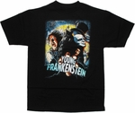 Young Frankenstein Poster T Shirt