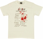 Z Day List T Shirt