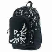Zelda Crest Pocket Eject Backpack
